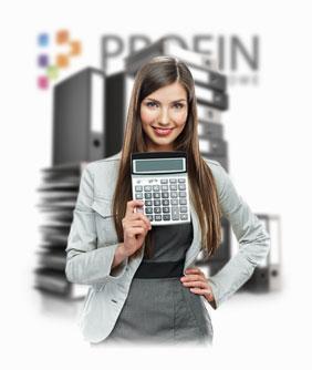 Pełna księgowość, prowadzenie ksiąg - Profin biuro rachunkowe w Częstochowie